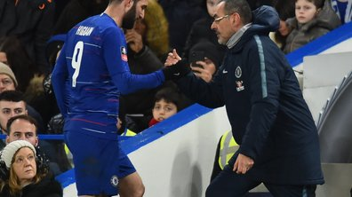 Premier League : Higuain-Sarri, un duo qui remarche