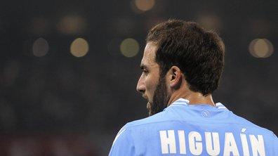 Insolite : Higuain doit se mettre à la diète pour la Juventus Turin