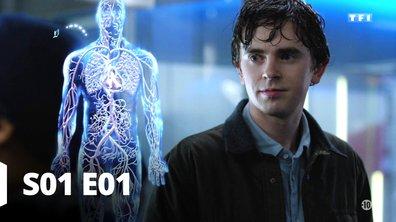 Good Doctor - S01 E01 - Eclat de verre