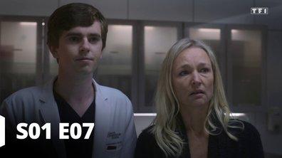 Good Doctor - S01 E07 - Pas à pas