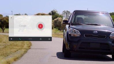 Android Auto : Google révèle son interaction smartphones-voitures