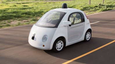 Insolite : Une Google Car arrêtée pour excès de lenteur aux Etats-Unis