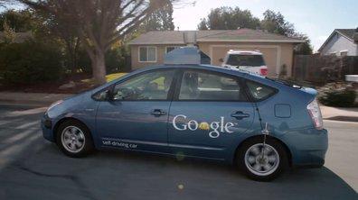 Google Car : la voiture autonome, c'est pas pour maintenant