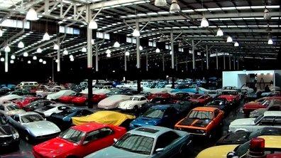 La plus grande collection de voiture du monde ouvre ses portes au public