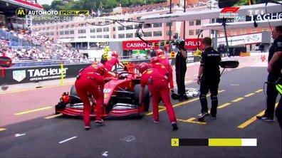 GP de Monaco : Des qualifs à rebondissements