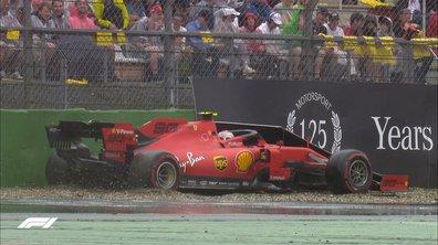 """GP Allemagne - Charles Leclerc : """"C'est juste une honte de laisser ça pour une course de F1"""""""