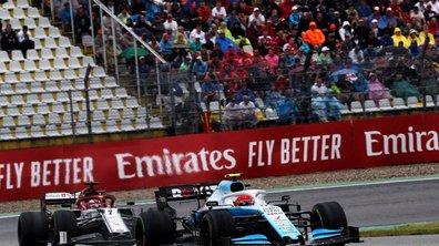 F1 – GP Allemagne : Les Alfa Romeo déclassées, Hamilton et Kubica dans les points