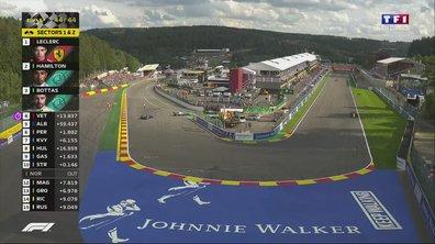 GP de Belgique : Revivez le dernier tour et la victoire de Charles Leclerc