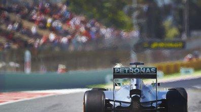F1 - GP d'Espagne 2014 : Pole position pour Hamilton