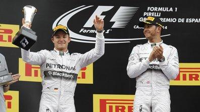 F1 - GP d'Espagne 2014 : Hamilton s'impose sur le fil devant Rosberg
