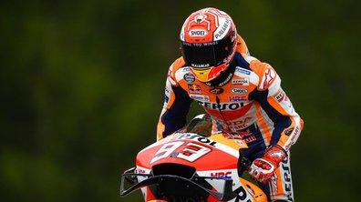 MotoGP – GP de République tchèque : Marquez fait cavalier seul à Brno