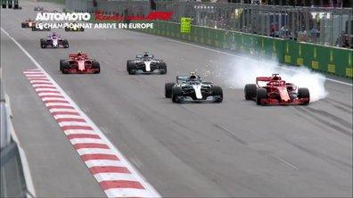 Rendez-vous F1 - Le championnat arrive en Europe