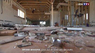 Grand Bahama : l'île attend les secours après le passage de Dorian