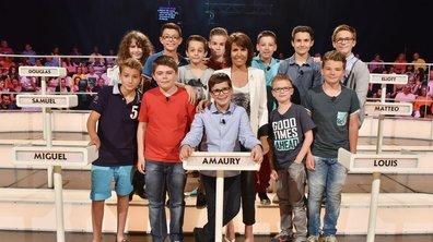 Le grand concours des enfants samedi 29 août à 20:55 sur TF1