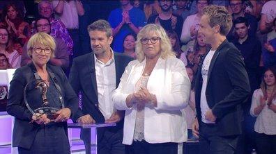 Et le gagnant est... Ariane Massenet 🏆