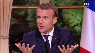 Emmanuel Macron est fan de The Voice !