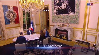 Le grand entretien - E. Macron du 15 octobre 2017
