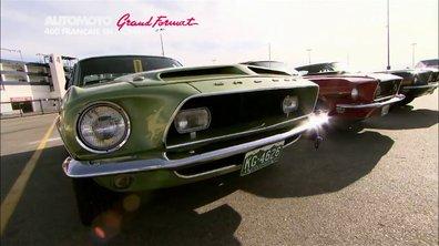 Grand Format : Les 50 ans de la Ford Mustang à Las Vegas
