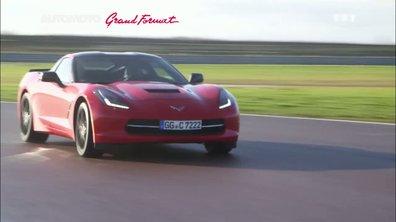 Grand Format : La nouvelle Corvette Stingray 2014