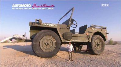 Grand Format : Les Emirats fous de voiture