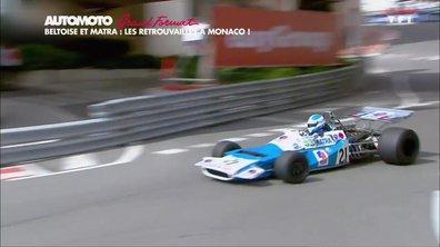 Grand Format : Le GP de Monaco Historique 2016 avec la Matra de Beltoise
