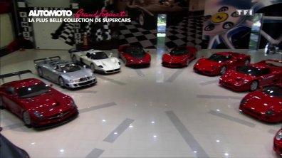 Grand Format : La plus belle collection de supercars au monde