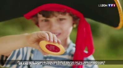 Grand format : comment les marques ciblent les enfants ?