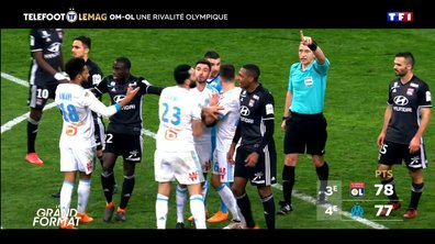 Grand Format : OM-OL, une rivalité olympique