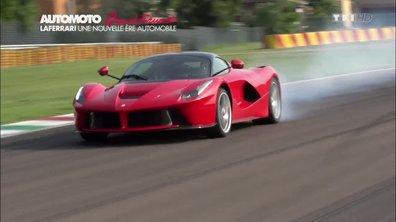 Grand Format : Ferrari LaFerrari, une nouvelle ère automobile