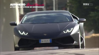 Grand Format : Le Festival de Vitesse de Goodwood 2014