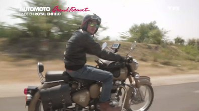 Grand Format : L'Inde en Royal Enfield