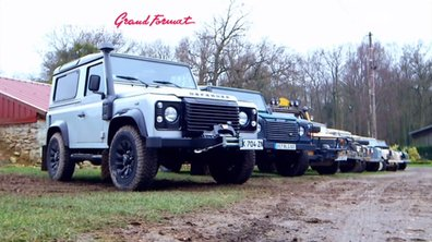 Grand Format : Defender, la légende Land Rover