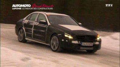 Grand Format : Laponie, au cœur des essais hivernaux automobiles