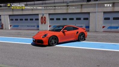 Grand Format : Porsche 911 Turbo S, la supercar pour tous les jours ?