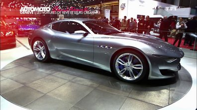 Grand Format : Les voitures de rêve du Salon de Genève 2014