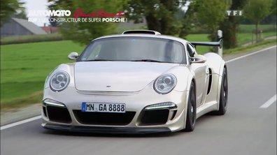 Grand Format : RUF, le constructeur de super Porsche !