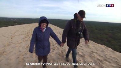 Grand format sur la protection de la dune du Pilat