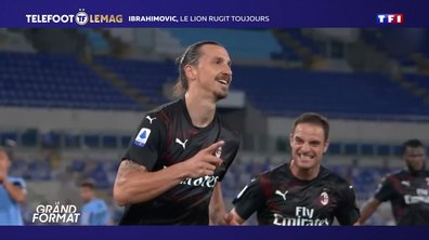 Grand Format - Ibrahimovic, le lion rugit toujours