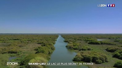 Grand-Lieu, le lac le plus secret de France