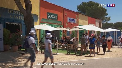 Grand Prix de France F1 du Castellet : l'envers du décor