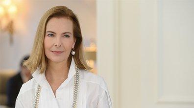 Carole Bouquet : «C'est le genre de rôle qui m'amuse !»