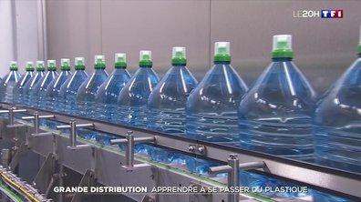 Grande distribution : apprendre à se passer du plastique