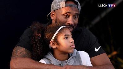 Grande émotion suite à la mort violente de Kobe Bryant