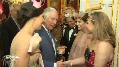La grande partouze de Buckingham Palace