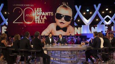 Les Enfants de la télé fête son vingtième anniversaire le 27 juin sur TF1