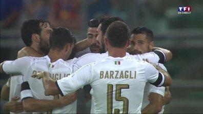 Italie-France : Egalisation de Pellé à la 21ème minute ! 1-1