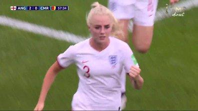 Angleterre - Cameroun (3 - 0) : Voir le but de Greenwood en vidéo