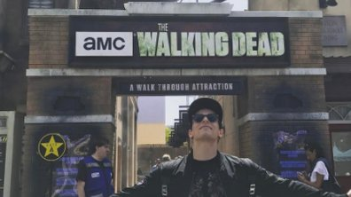 Grégoire Lyonnet bientôt dans The Walking Dead ?