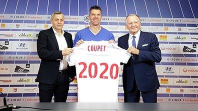 Ligue 1 - OL / Grégory Coupet succède à Joël Bats comme entraîneur des gardiens
