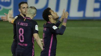 FC Barcelone : Déjà 100 buts pour Neymar avec le Barça !